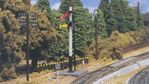 Kato 23-132 Rural Platform Accessory Set